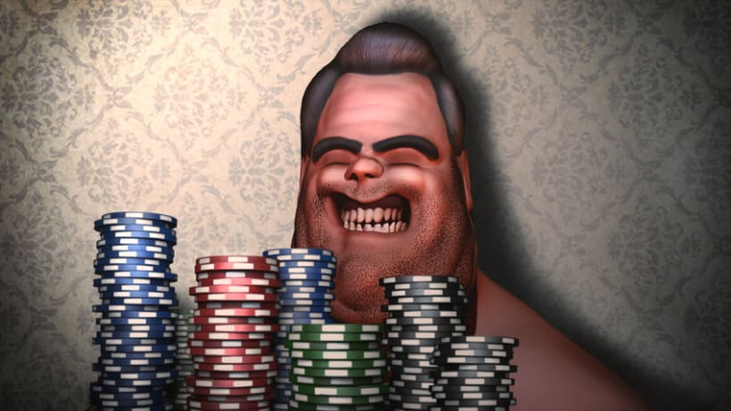 Lucky Poker -1