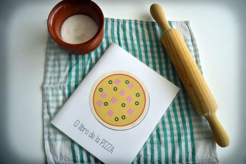 Editorial: El libro de la pizza 0
