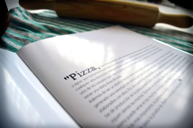 Editorial: El libro de la pizza 1