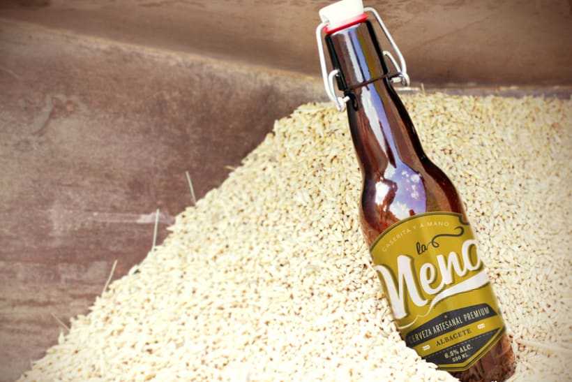 La Nena, Cerveza Artesanal 5