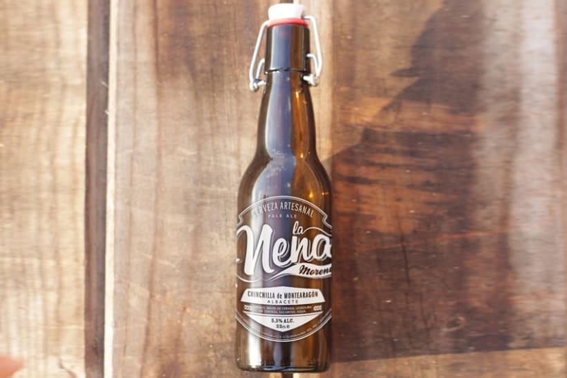 La Nena, Cerveza Artesanal 8