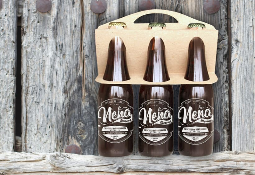 La Nena, Cerveza Artesanal 17