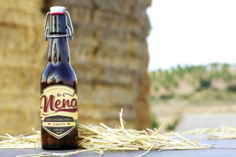 La Nena, Cerveza Artesanal 16