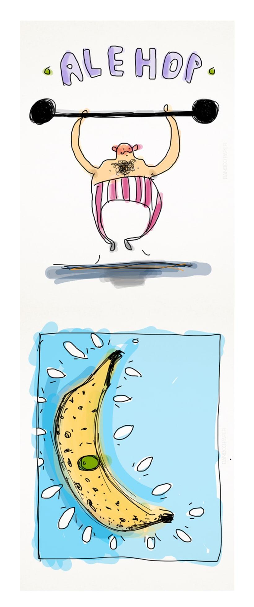 Ilustracions amb iPad -1