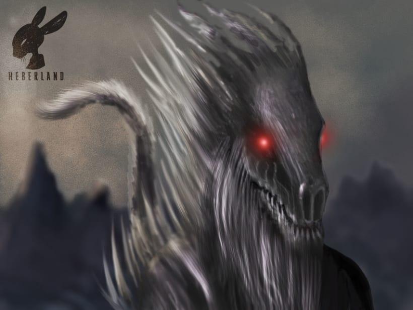 Dragon -1
