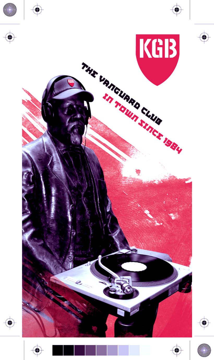KGB - Fiestas de Gracia (2008) 5