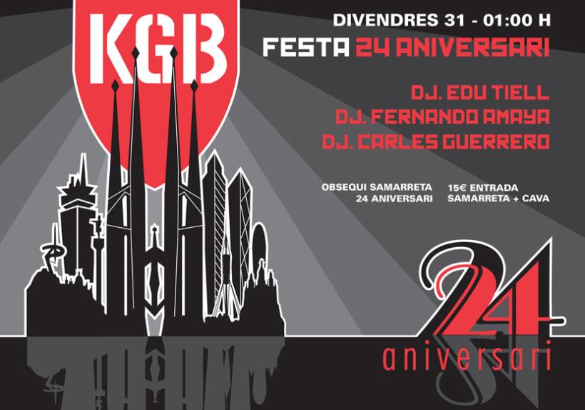 24 aniversario Sala KGB Barcelona (2008) 2