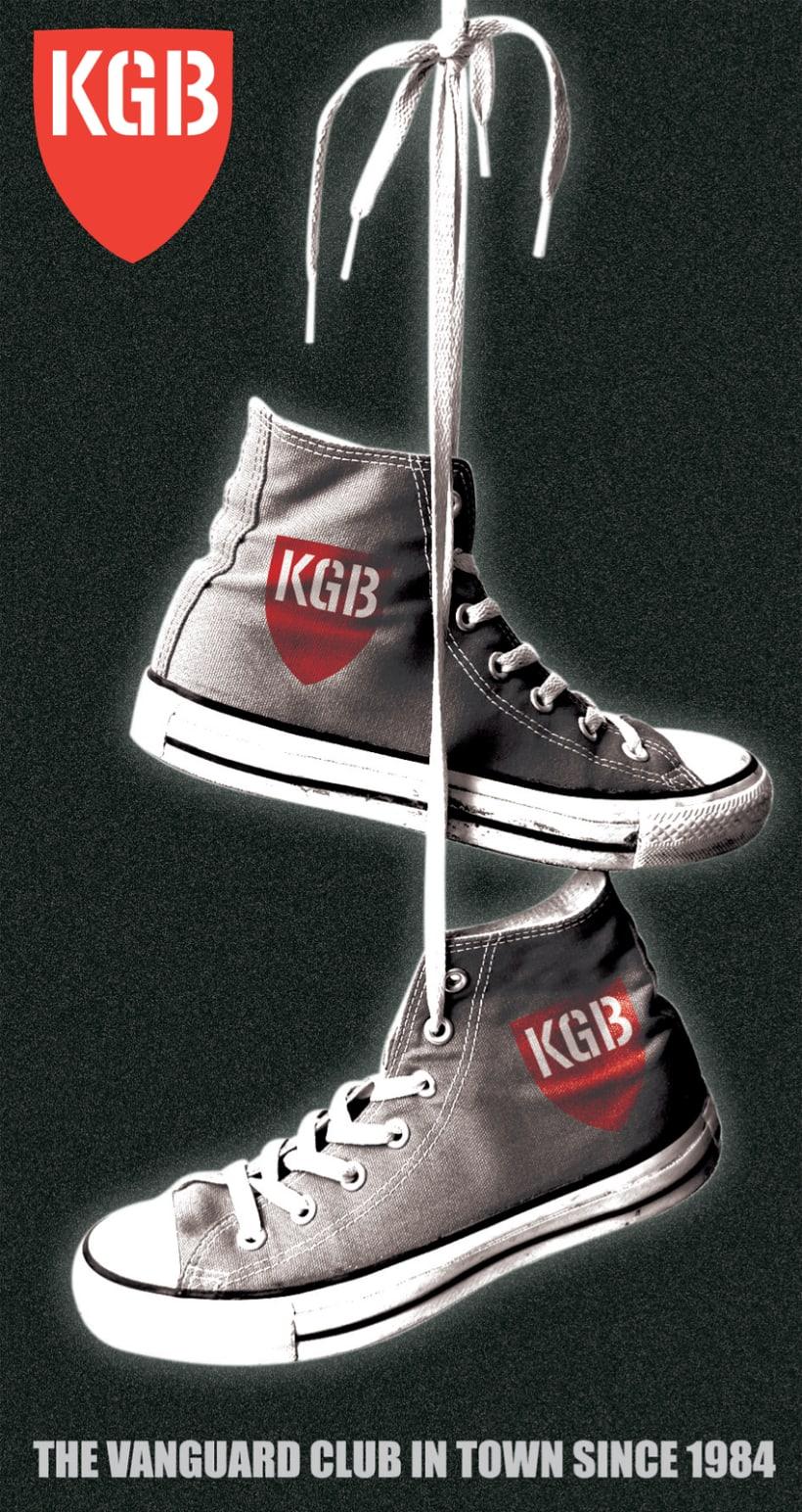 Flyers Sala KGB (2008-09) 1