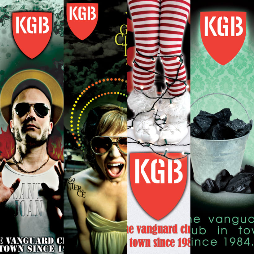 Flyers Sala KGB (2008-09) 5