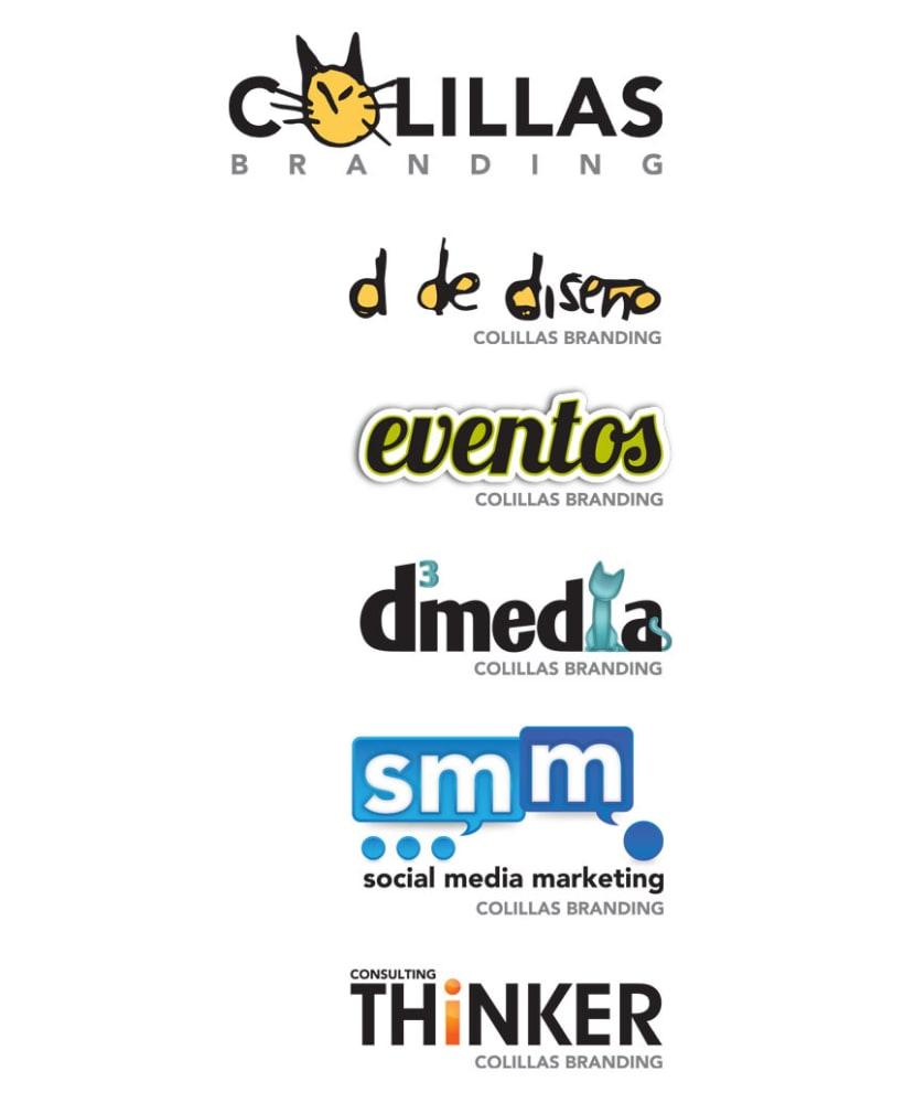 Colillas Branding - nueva identidad (2011) 1