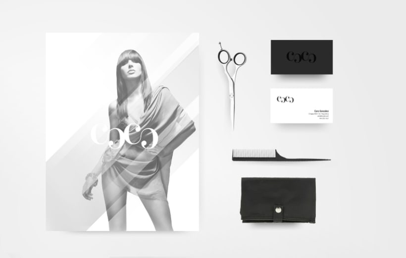 Coco Boutique Branding 1