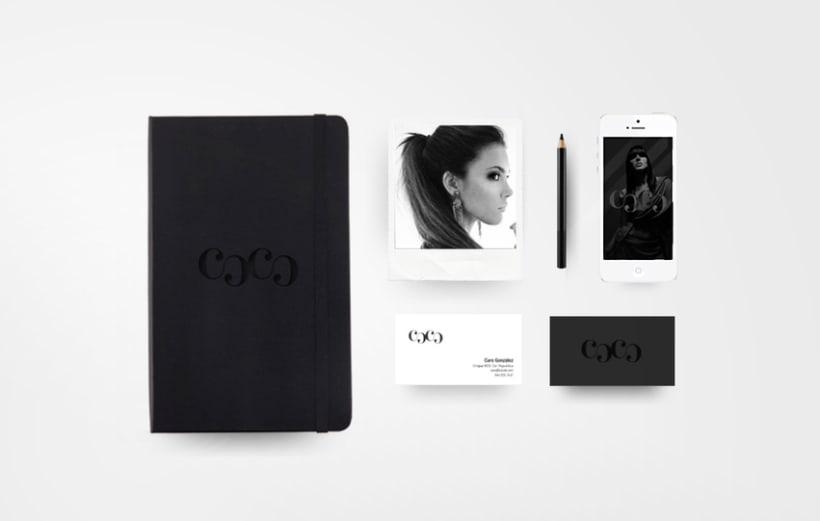 Coco Boutique Branding 4