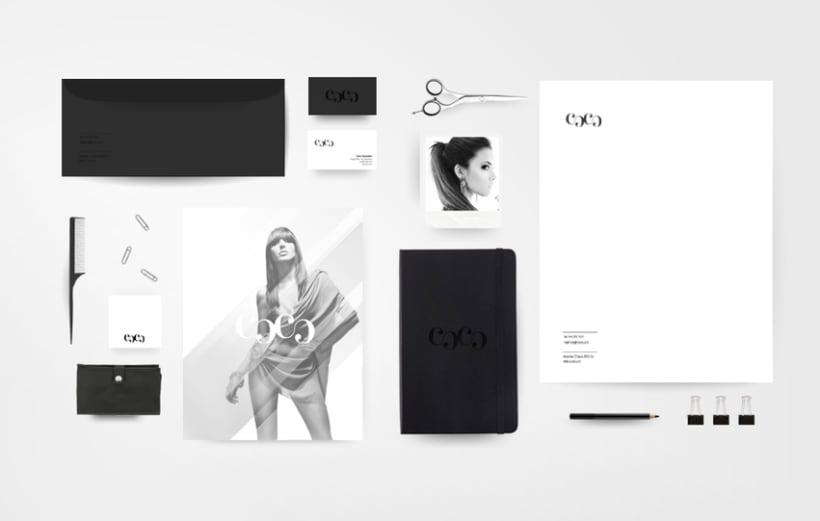 Coco Boutique Branding 6
