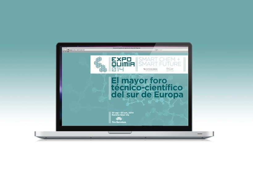 Expoquimia 2014, propuesta 1