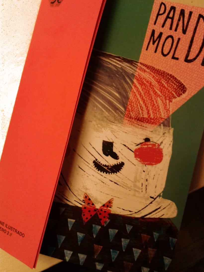 PAN DE MOLDE Fanzine 5