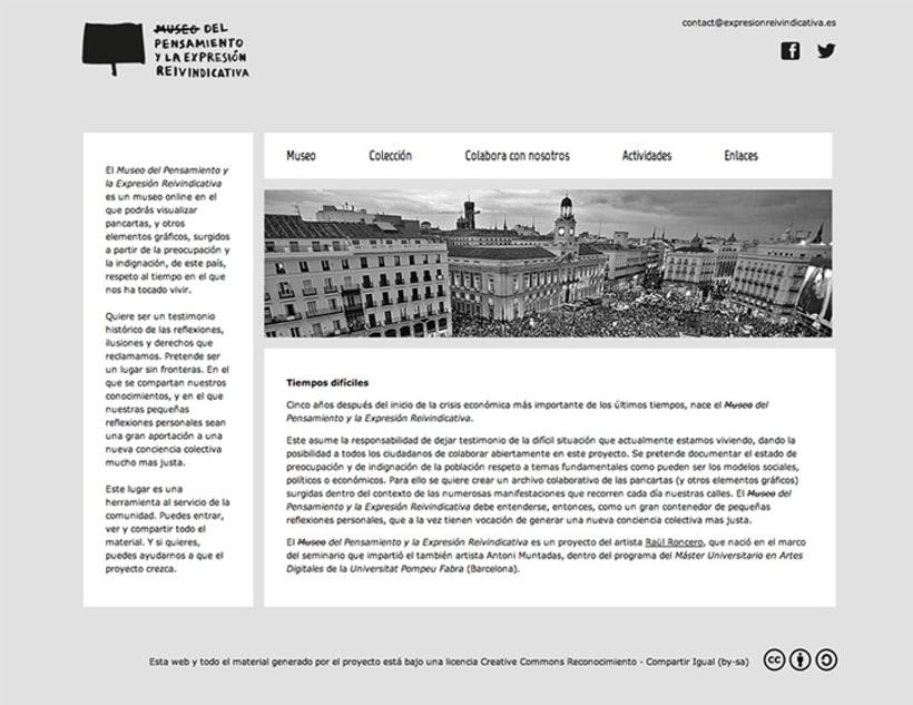 Museo del Pensamiento y la Expresión Reivindicativa 2