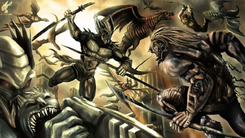 epic battle -1