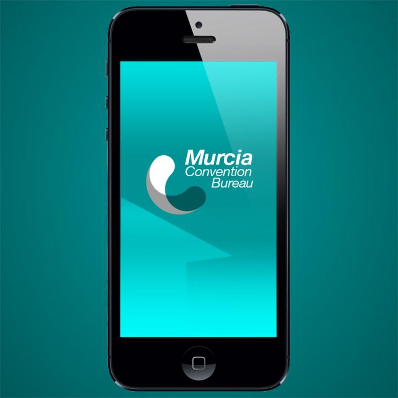 Oficina de Congresos de Murcia, propuesta 3