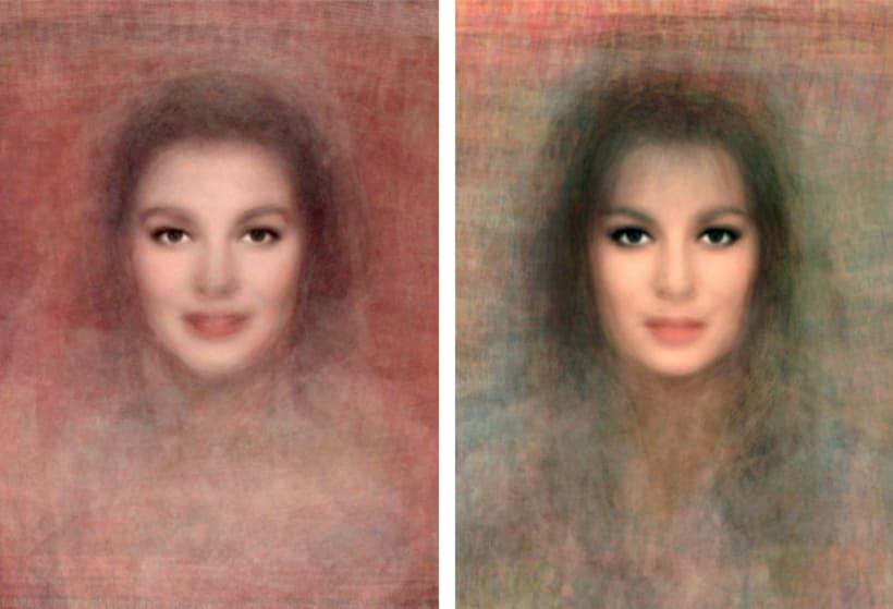La mujer en los fotogramas 1