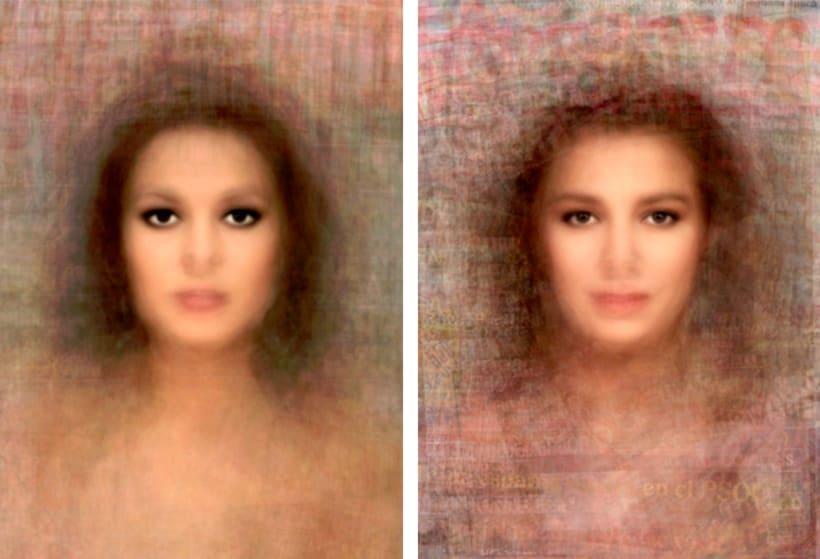 La mujer en los fotogramas 2
