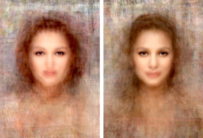 La mujer en los fotogramas 3