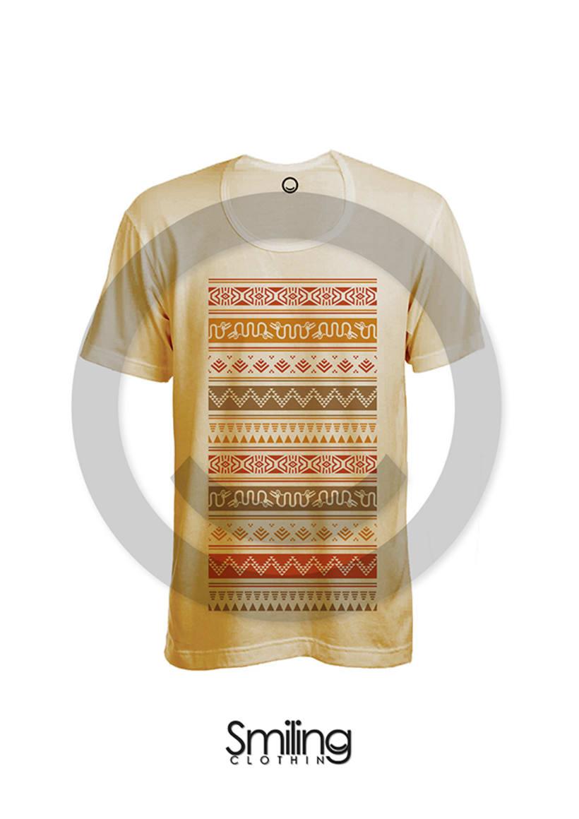 Aztec T-shirts -1
