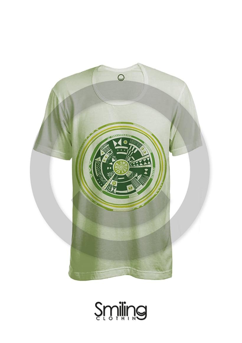 Aztec T-shirts 0