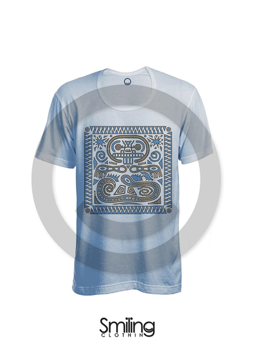 Aztec T-shirts 1