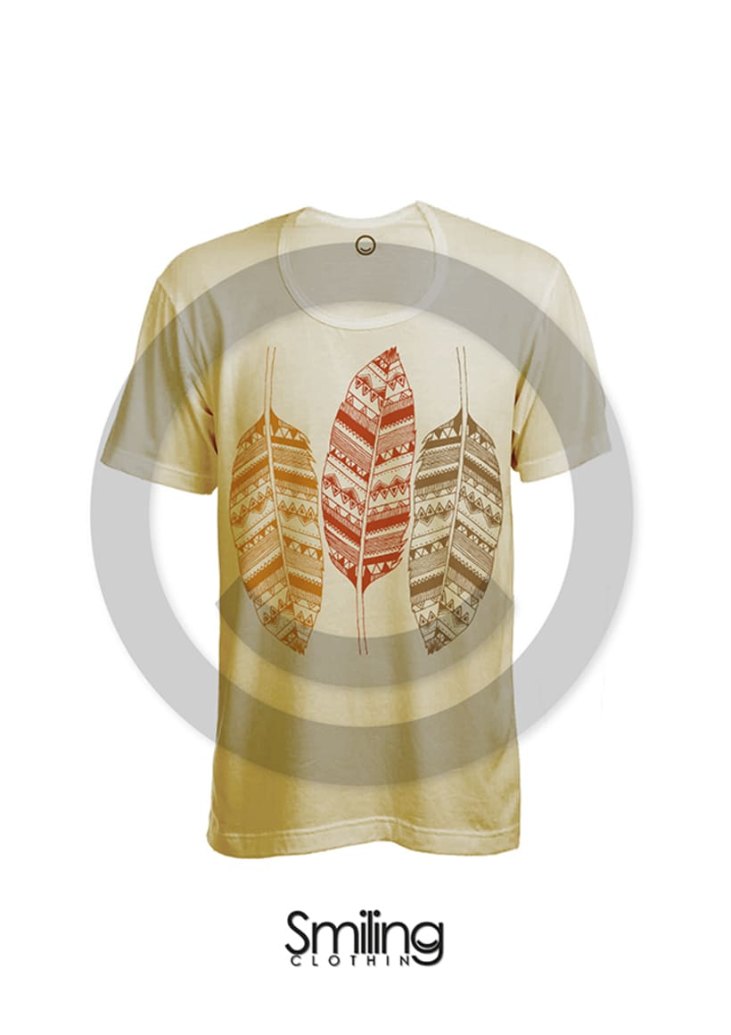 Aztec T-shirts 2