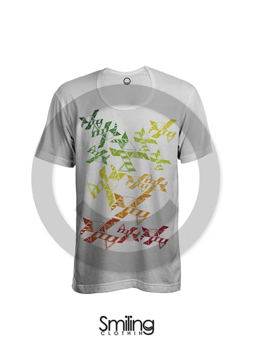 Aztec T-shirts 3