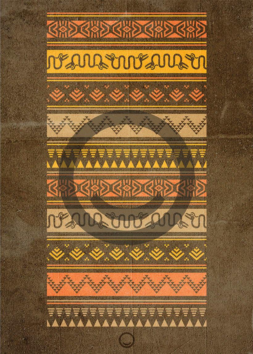 Aztec T-shirts 5
