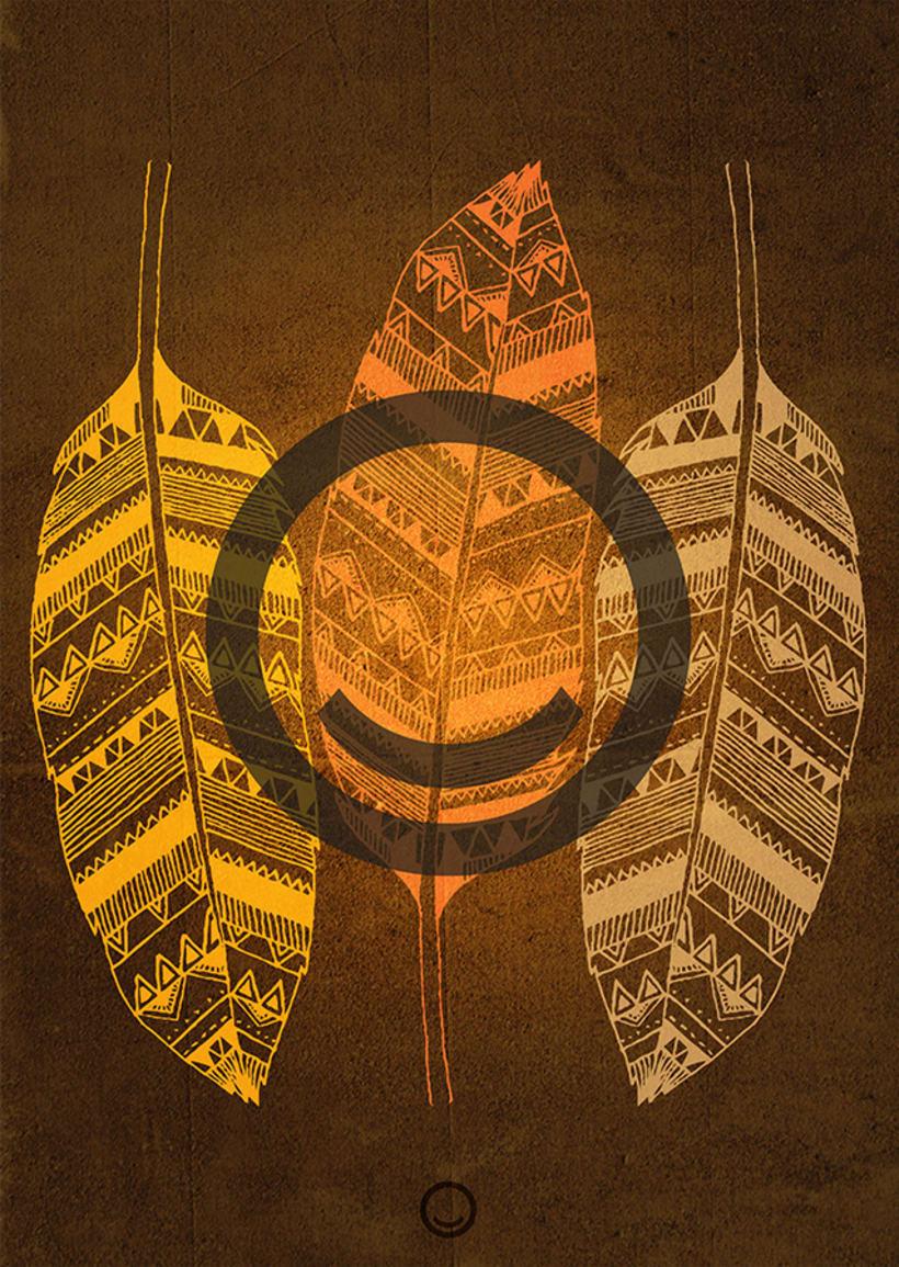 Aztec T-shirts 8