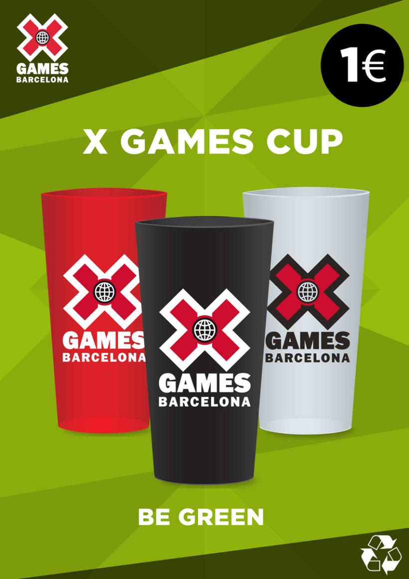 Señalética X Games Barcelona. 5