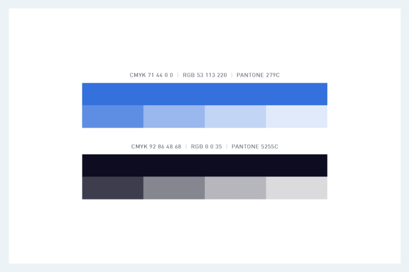 Portfolio interactivo / identidad corporativa Marc Ramirez 4