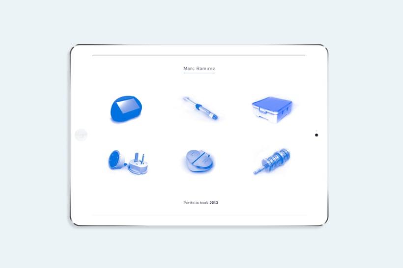 Portfolio interactivo / identidad corporativa Marc Ramirez 14