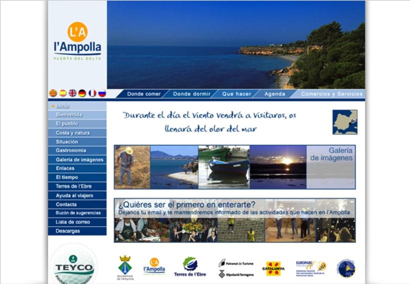 L'Ampolla Turismo//web 8