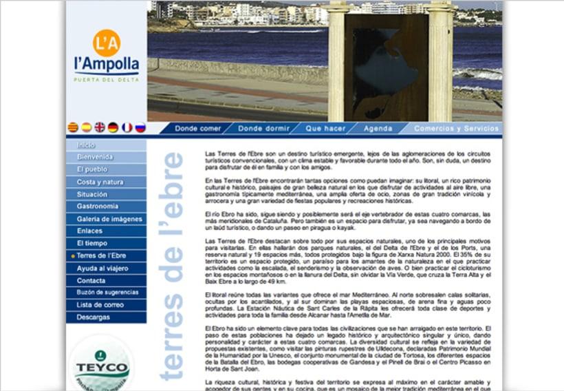 L'Ampolla Turismo//web 9