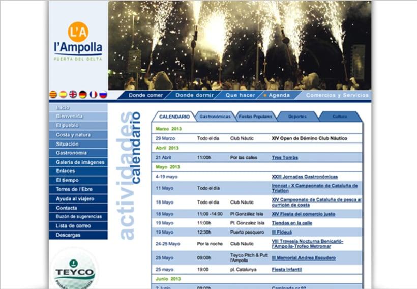 L'Ampolla Turismo//web 10