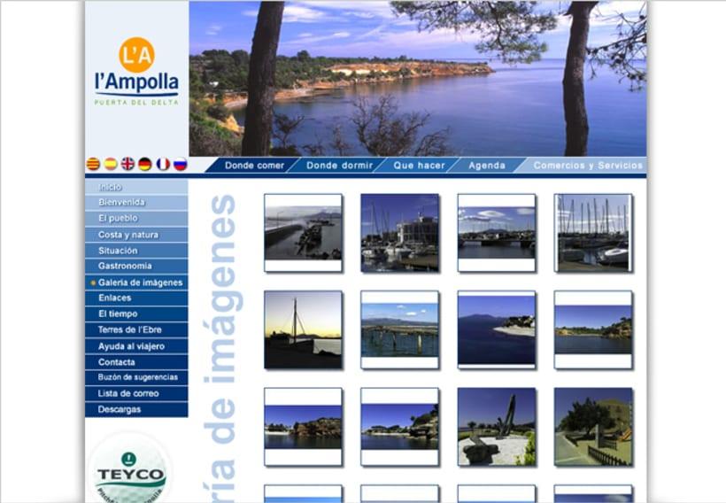 L'Ampolla Turismo//web 11