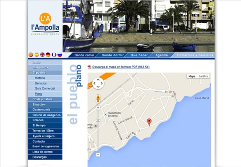 L'Ampolla Turismo//web 13