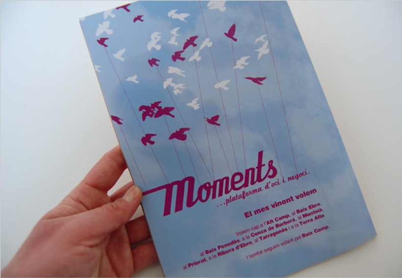 Revista Moments//gráfica 27