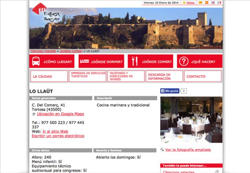 Tortosa Turismo//web 34
