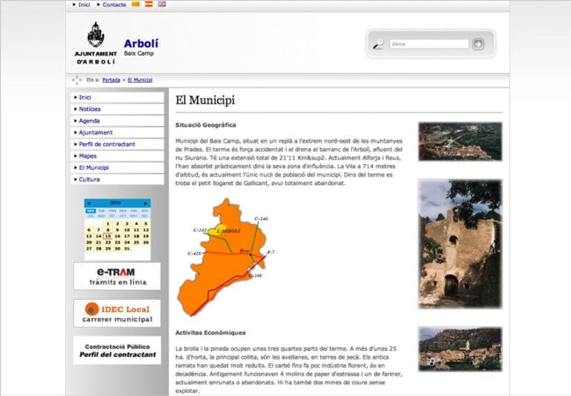 Diputació de Tarragona//web 32
