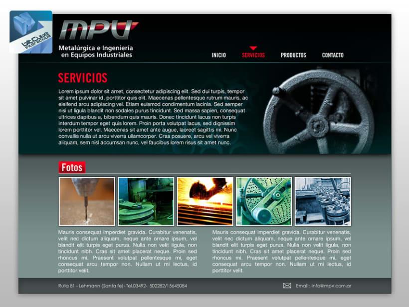 Diseño y Desarrollo Web 1
