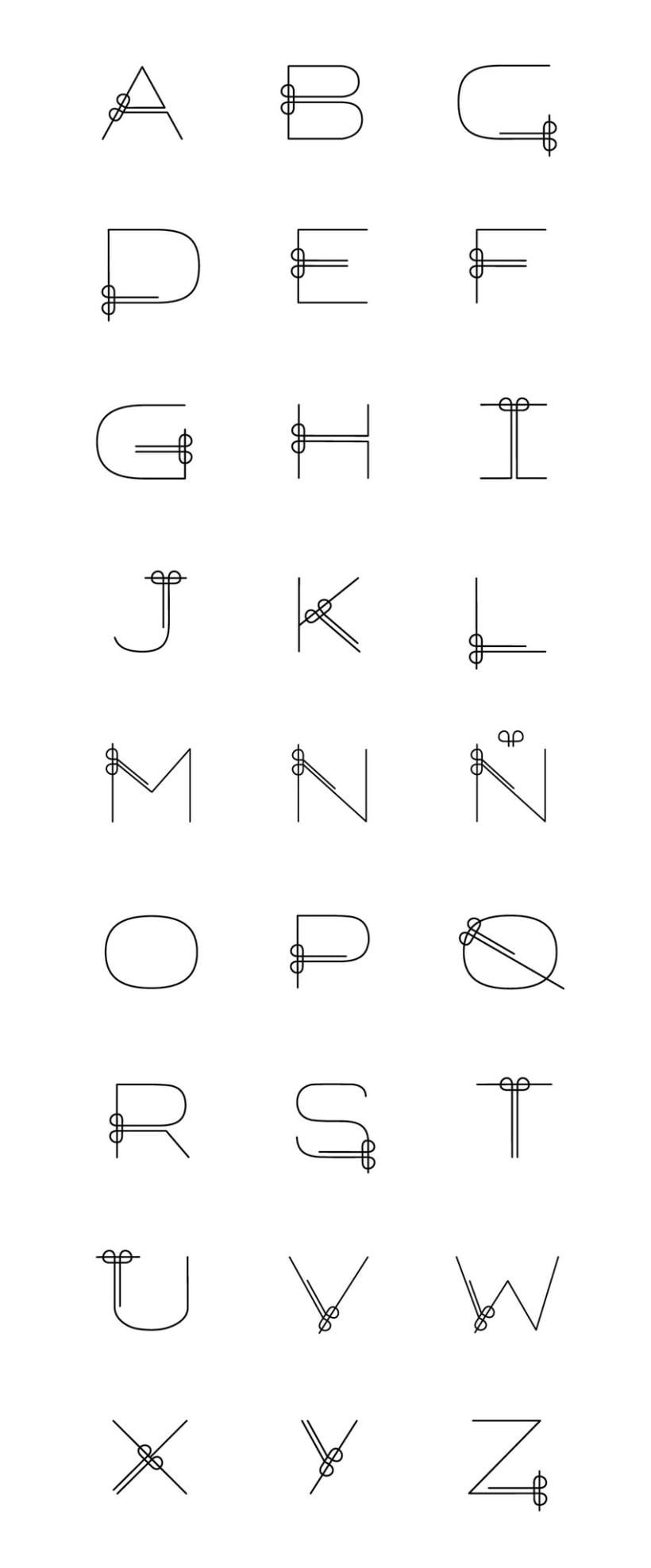 """Typography """"Gambetta"""" 7"""