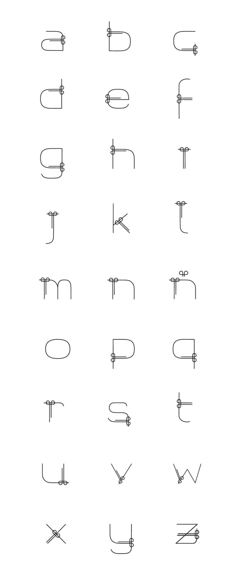 """Typography """"Gambetta"""" 12"""