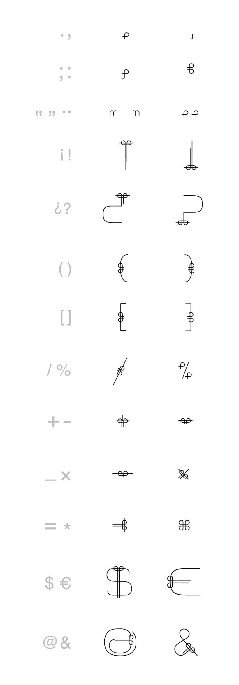 """Typography """"Gambetta"""" 22"""