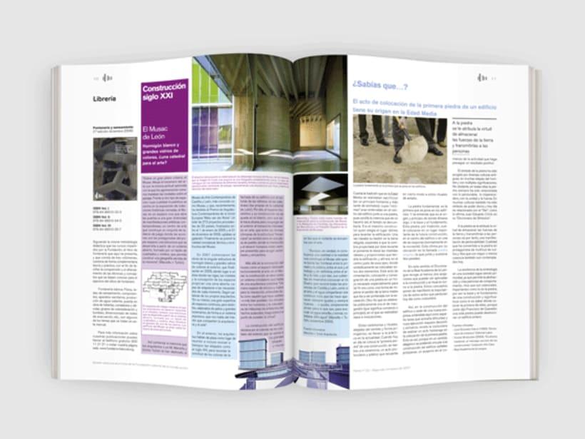 Panel, revista. Diseño de portadas y maquetación interior. 0