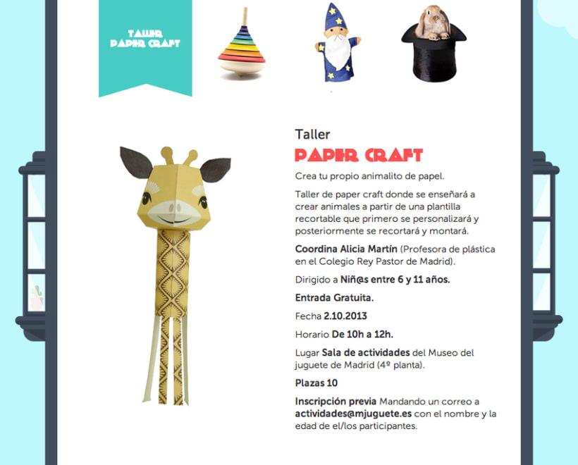 Museo del juguete de Madrid (personal web project) 11