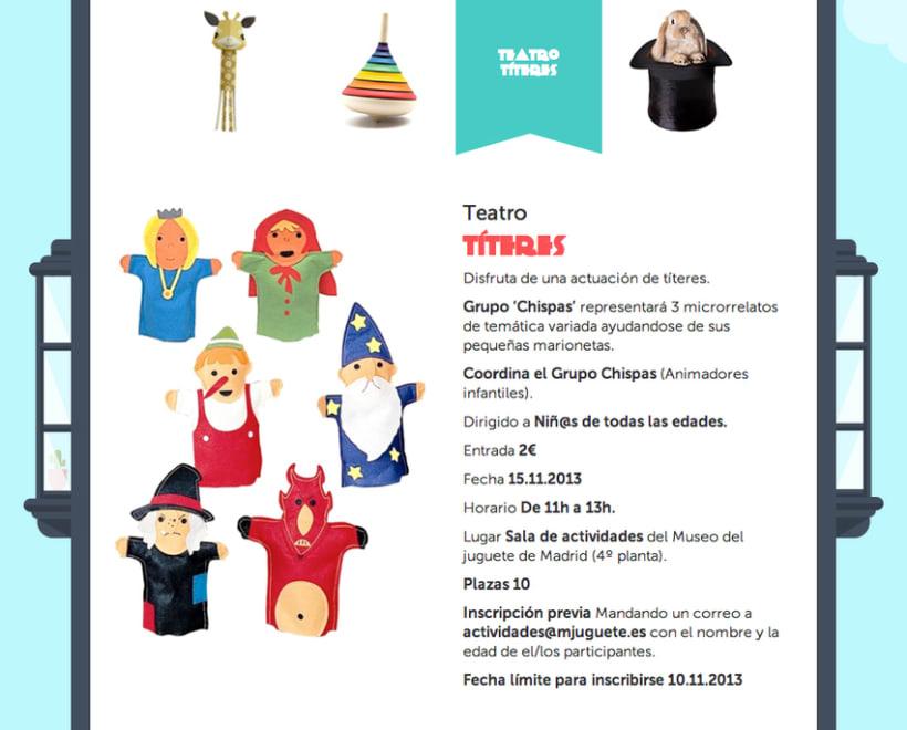 Museo del juguete de Madrid (personal web project) 13